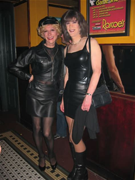 crossdressing friendly dress shops in ta bay chicago w sharon dewitt a transgender experience