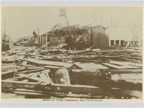 opinions on 1928 okeechobee hurricane