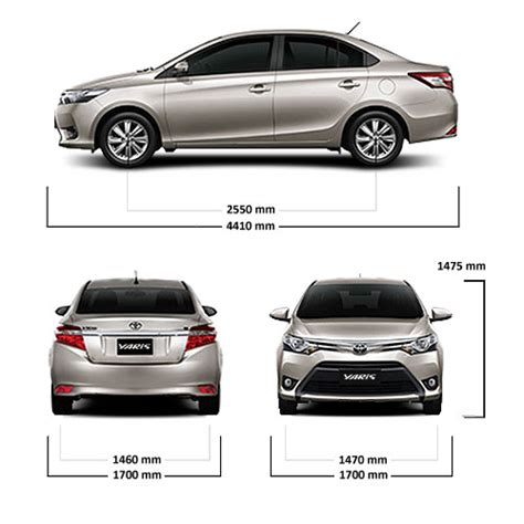 Toyota Yaris Sedan Length Elrizk Auto Toyota Yaris
