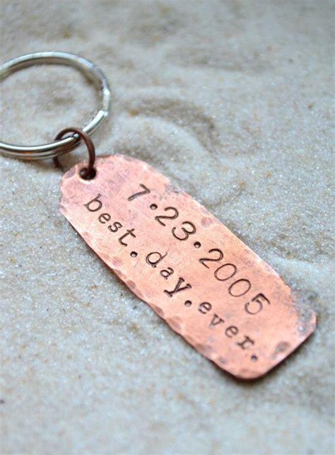 Anniversary Keychain   Husband gift  husband and wife gift