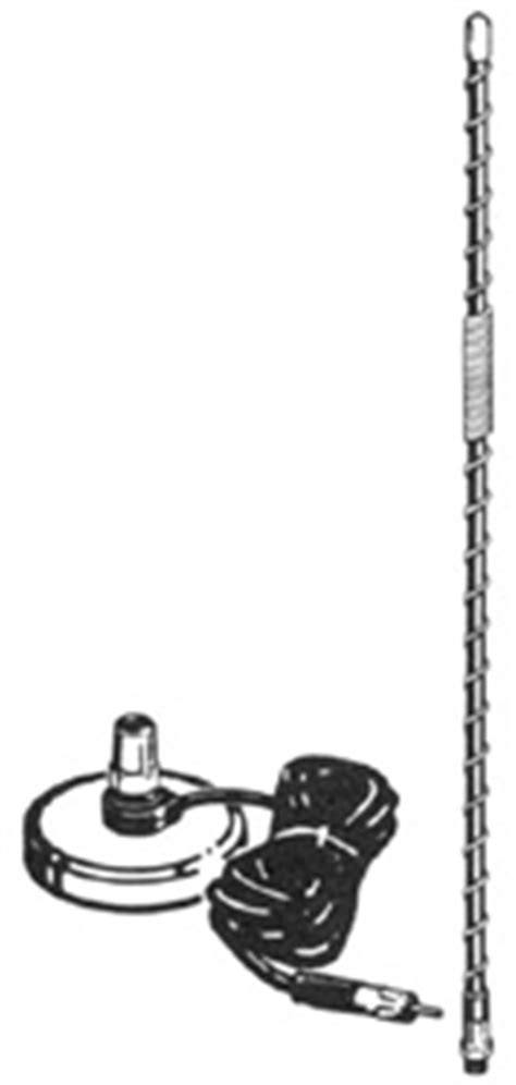 valor 651b mobile scanner antenna
