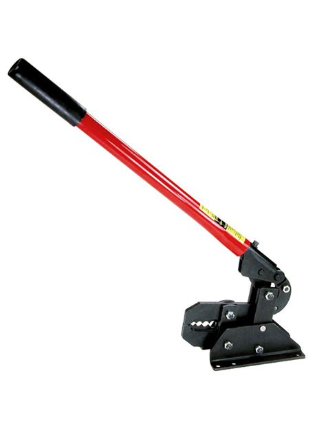 bench swager locoloc 174 bench mounted swager from aircraft tool supply