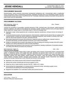 sle procurement resume inventory manager cover letter writefiction581