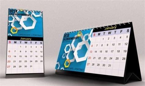 desain kalender meja keren template kalender meja 2015 download free desain