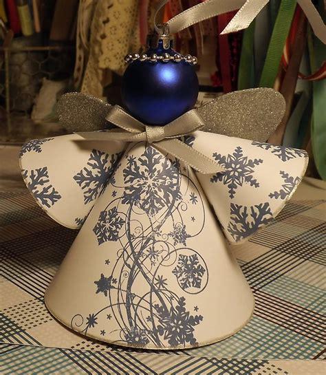 handmade angel ornaments christmas angel  christmas