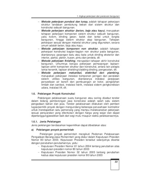 Pekerjaan Pembersihan Lahan 179 Teknikstuktrurbangunanjilid1 Libre