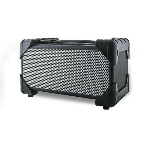 rugged outdoor speaker soundlogic xt rugged indoor outdoor wireless bluetooth 174 speaker academy