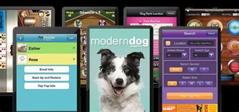 dogs app doggone smart apps modern magazine