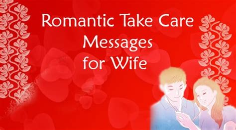 take care messages for husband take care messages for