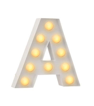 Diy Livingroom love this letter lamp for a kids room a to z hema