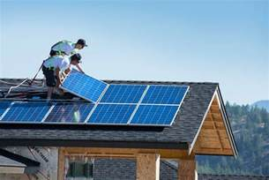 solar panels for your home generating solar power in your home does it make dollars