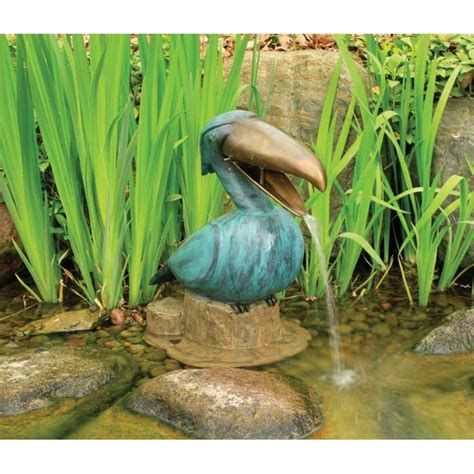 aquascape fountain pond spitters decorative fountains by aquascape 174