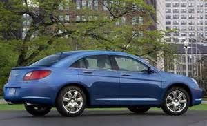 Chrysler Sebring 2012 Chrysler Sebring And Dodge Avenger To Live On Through 2012