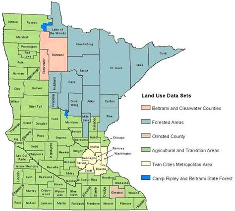State Of Minnesota Records Mn Counties