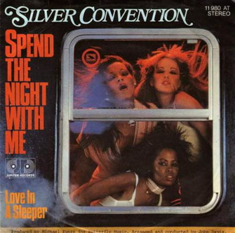 Sleeper Albums by In A Sleeper By Silver Convention Song List