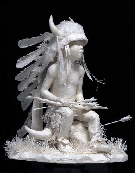 Paper Sculptures - amazing paper sculptures funnilogy
