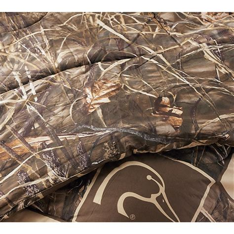 ducks unlimited 174 flyway dreams comforter set 121920