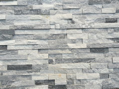 Stones Theory Stones 4 siding ledge cloudy gray ledge