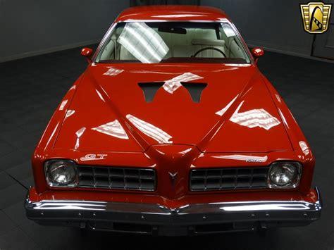 1975 pontiac lemans gt for sale pontiac le mans 1975 coup 233 sold classicdigest