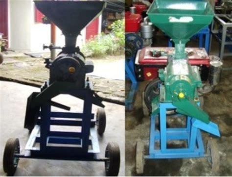 Mesin Giling Padi cv teknologi tepat guna mesin pemecahpenggiling jagung