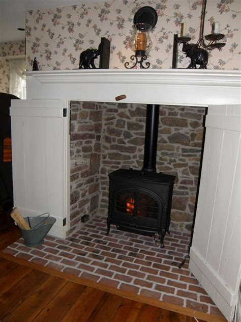 Fireplace Alcove by 49 Best Images About Fireplaces On Wood Burner