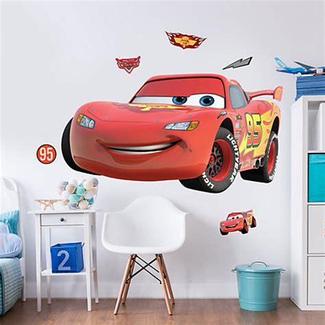 disney cars wall stickers disney pixar cars large wall sticker