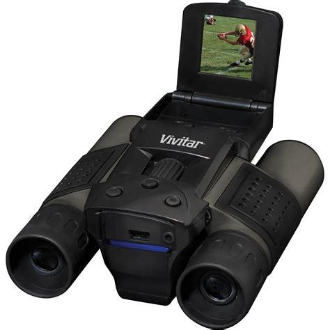 digital binoculars vivitar 12x25 digital binocular cv 1225v b h photo