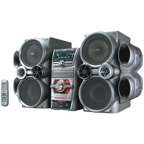 jvc hxd  watt  disc dvd mini stereo system