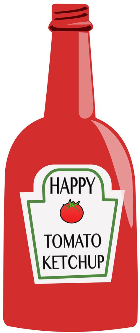 ketchup clipart clipart tomato ketchup