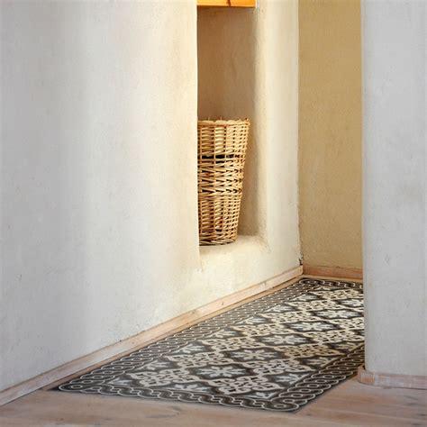 Vinyl Floor Mat by Buy Beija Flor Mountain Vinyl Floor Mat Duck Egg Large
