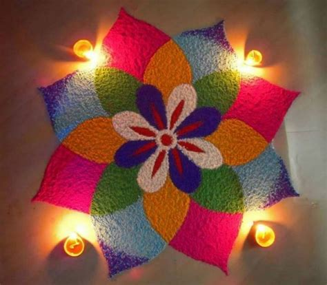 Ideas For Diwali Decoration At Home rangoli designs for diwali 2017 10 amazing beautiful