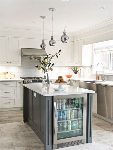 houzz kitchens with white cabinets white shaker cabinet ideas houzz