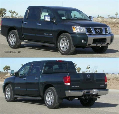 nissan trucks 2005 fuel mileage for the 2005 nissan titan 4wd