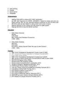 Psw Resume Examples Egidi Moses Resume11 Doc 2
