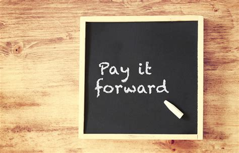 Pay It Forward Scholarship Essay by Writer Wants To Pay It Forward With 4000 Scholarship Australian Writers Centre