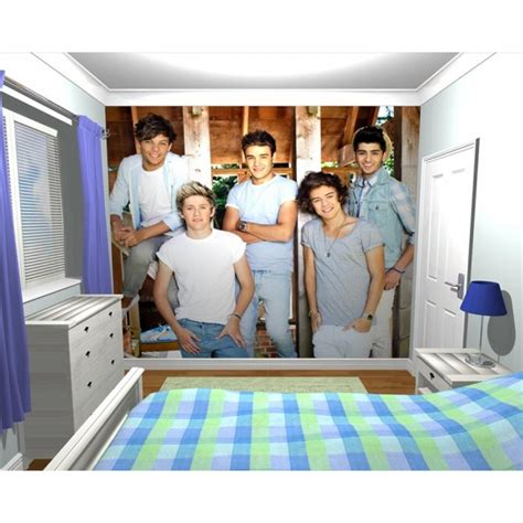 wallpaper wall mural official 1d one direction