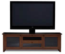 tv stands for a transitional home theater from bdi - Tv Stands For Flat Screens
