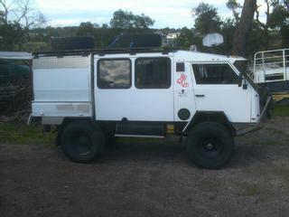 for sale: oka 4x4 multi cab camper work play