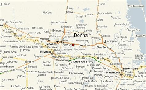 map of donna texas donna texas map aphisvirtualmeet