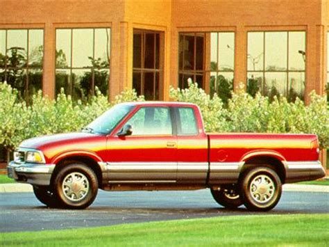 kelley blue book classic cars 1994 gmc sonoma parental controls 1996 gmc sonoma club coupe cab pricing ratings reviews kelley blue book