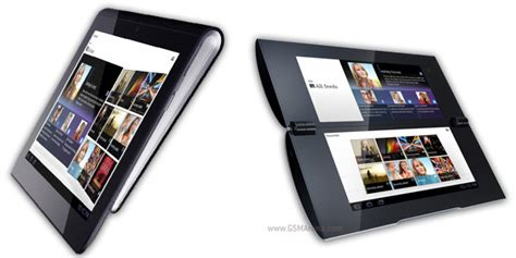 Tablet Sony S2 sony s1 and s2 tablets shown in germany s2 in a
