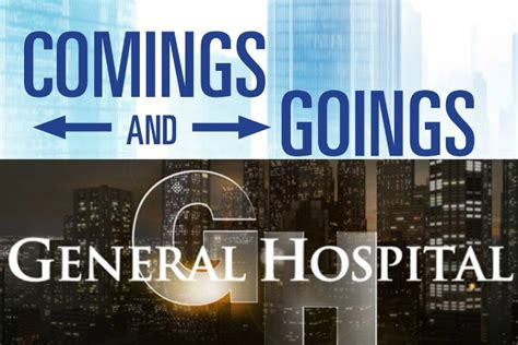 days of our lives comings and goings nov 2015 days of our lives comings and goings general hospital