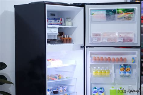 Lemari Es Freezer Lg review lemari es lg linear top freezer ola aswandi