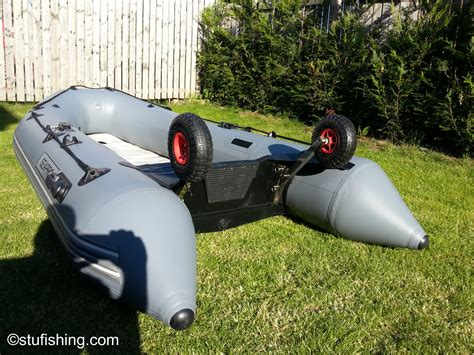 zodiac boat with wheels inflatable boat launch wheels which is better stufishing