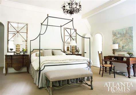 Canopy Beds In Atlanta Ga Our Loire Canopy Bed In An Atlanta Home Designed By Liz