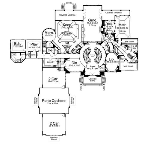 7 bedroom floor plans 13616 square 7 bedrooms 7 189 batrooms 4 parking