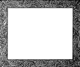 Picture Clips another free photo frame clipart image oh so nifty vintage graphics