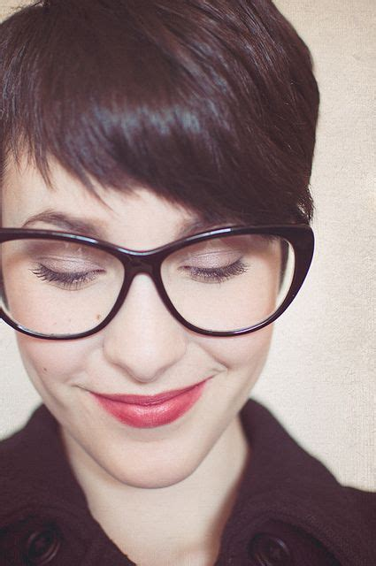 hairstyles with fringes and glasses 90 best women s glasses we love images on pinterest