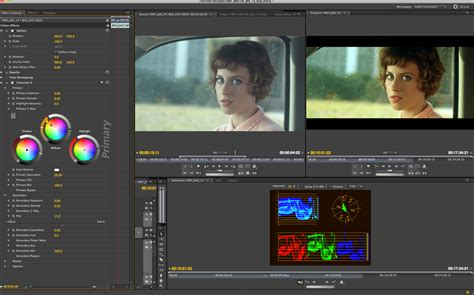 color grading software why every looks sort of orange and blue