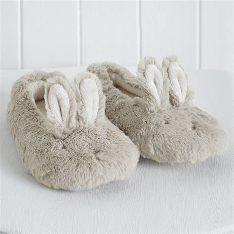 easter bunny slipper non chocolate easter gifts for with from lou
